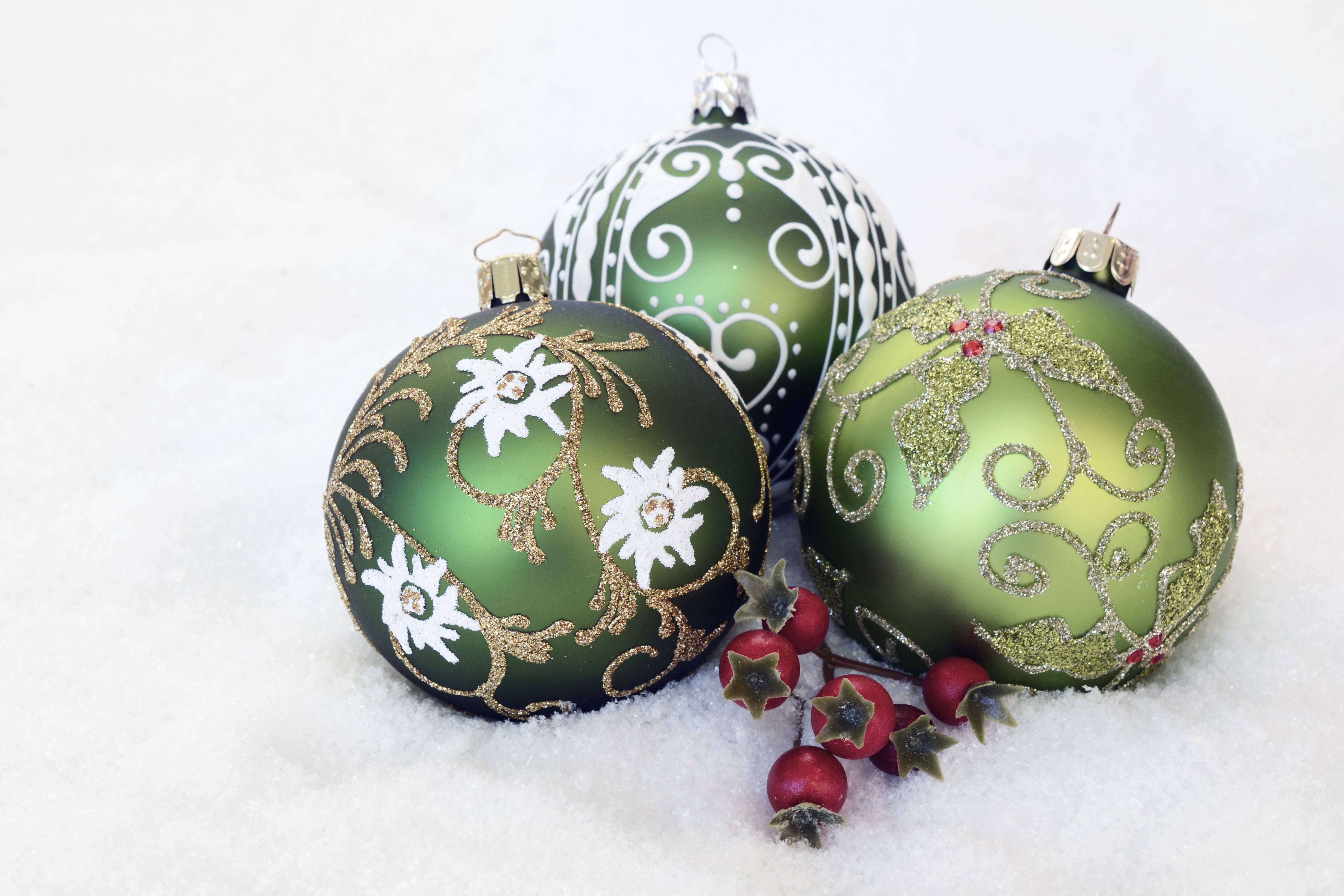 Frohe Weihnachten - Merry Christmas - christmas bauble 2956231