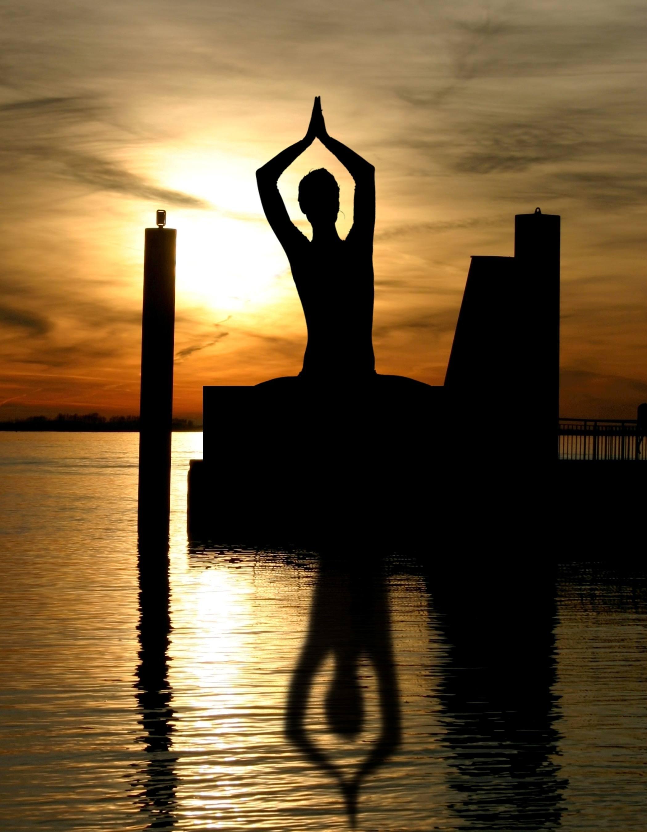 Akupunktmassage - Qi zum Fliessen bringen - meditation 338446