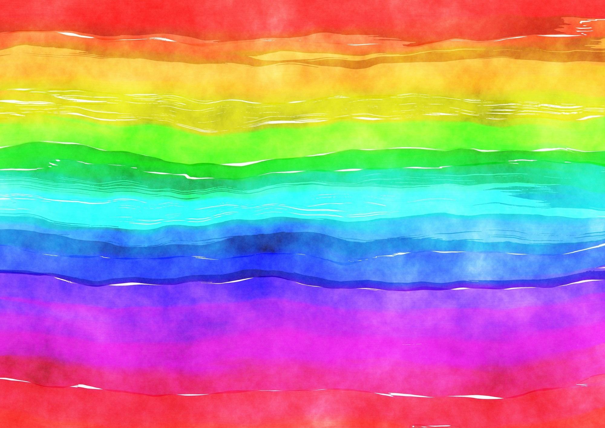 Vielfalt der Farben - Heilsam für Körper, Geist und Seele - watercolour 2542465