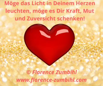 Segen Herz Meditation von Florence Zumbihl